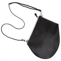 Crossbody pouch Zip - XL - Skin classic leather