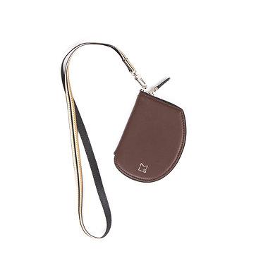 Pocket Micro - Ebony Leather