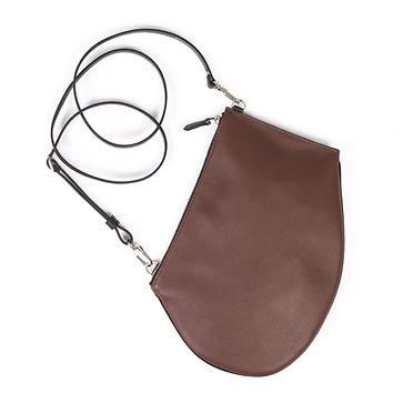 Zip Maxi - Ebony Leather