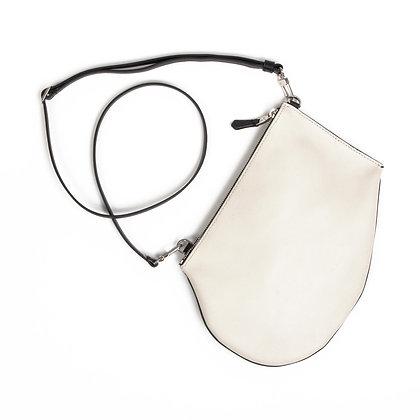 Zip Maxi - Off-White Leather