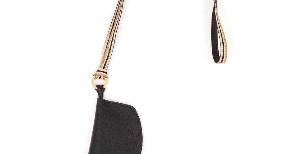 Porte clef de cou - Key - Details dorés
