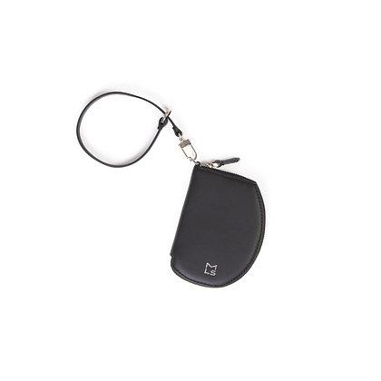Pocket Micro - Black Leather