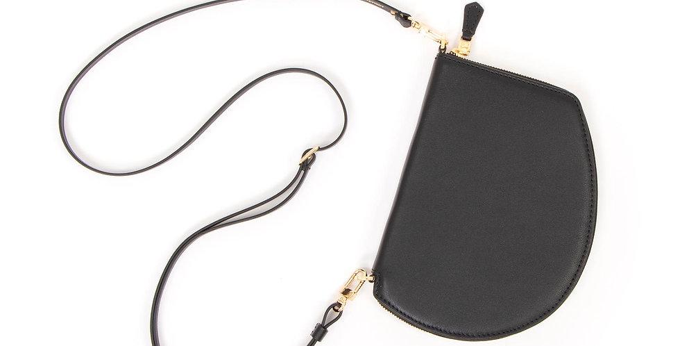Crossbody pouch - Pocket Maxi - Gold details