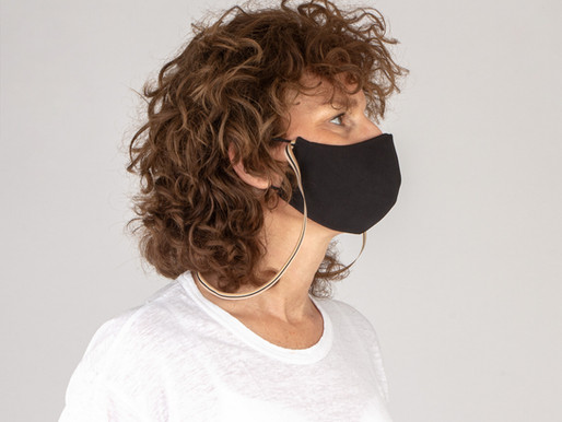 Keep your travel Pocket face mask always at reach...