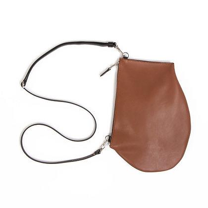 Zip Maxi - Tan Leather