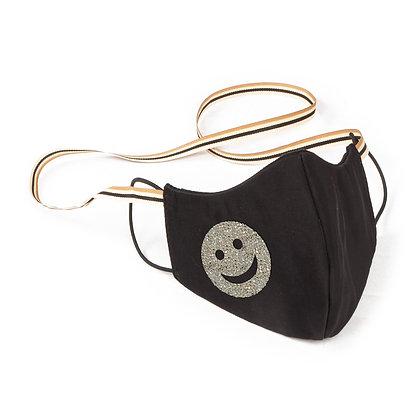 Unisex designer face mask accessory - Smile