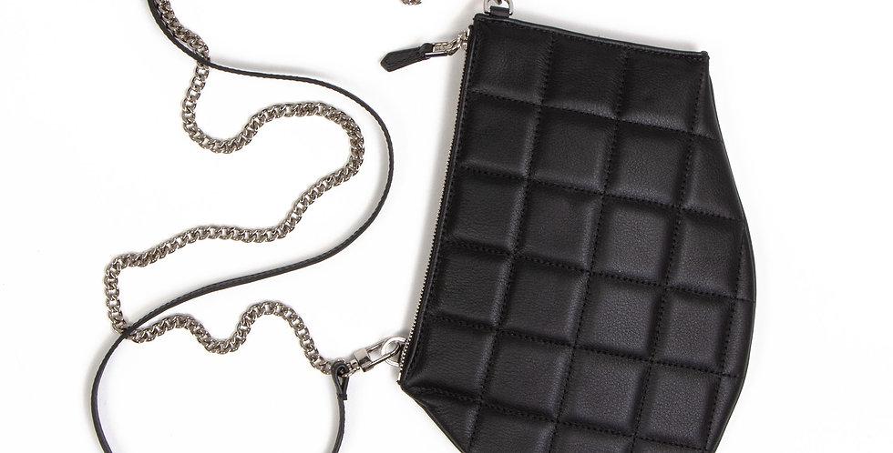 Crossbody pouch - Zip Maxi - Quilt