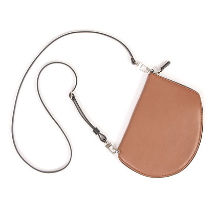 Pocket Maxi - Tan Leather