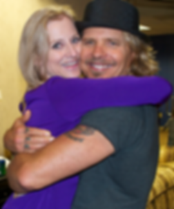 Jeffrey Steele performs at Countrified Rock for Research to support Team Cantore