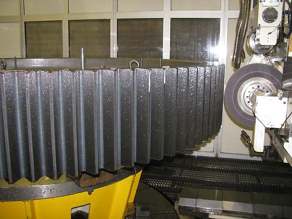 Gear manufacturing