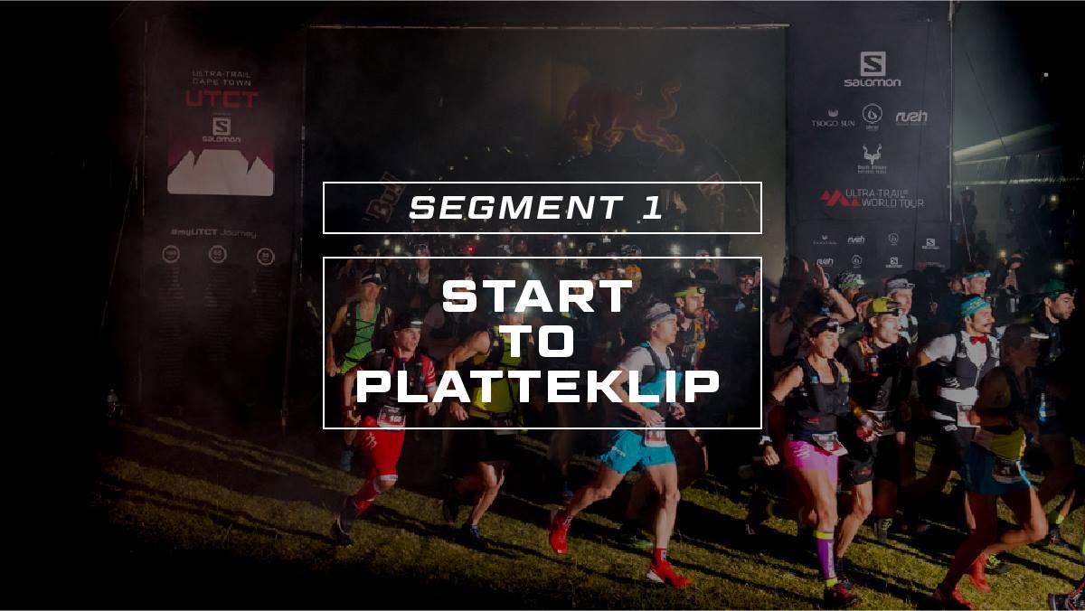 Segment 1 | Start to Platteklip