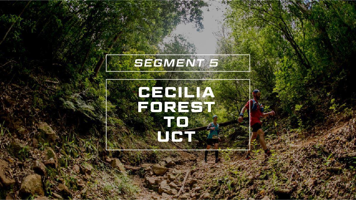 Segment 5 | Cecilia to UCT