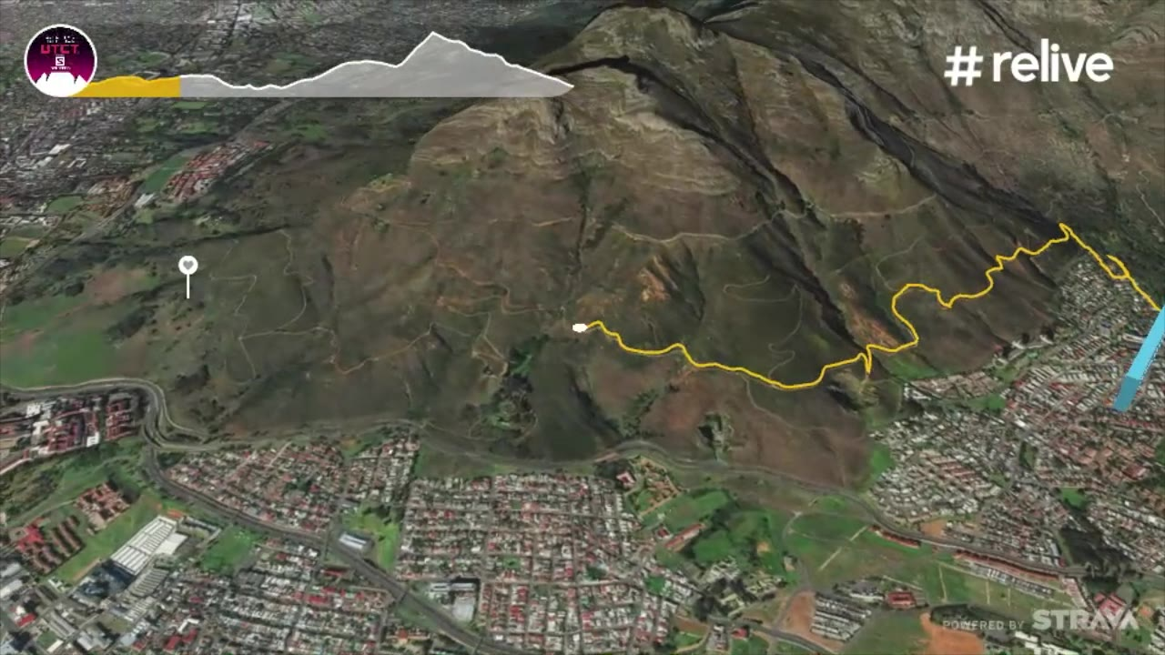 UTCT 21km Fly Through