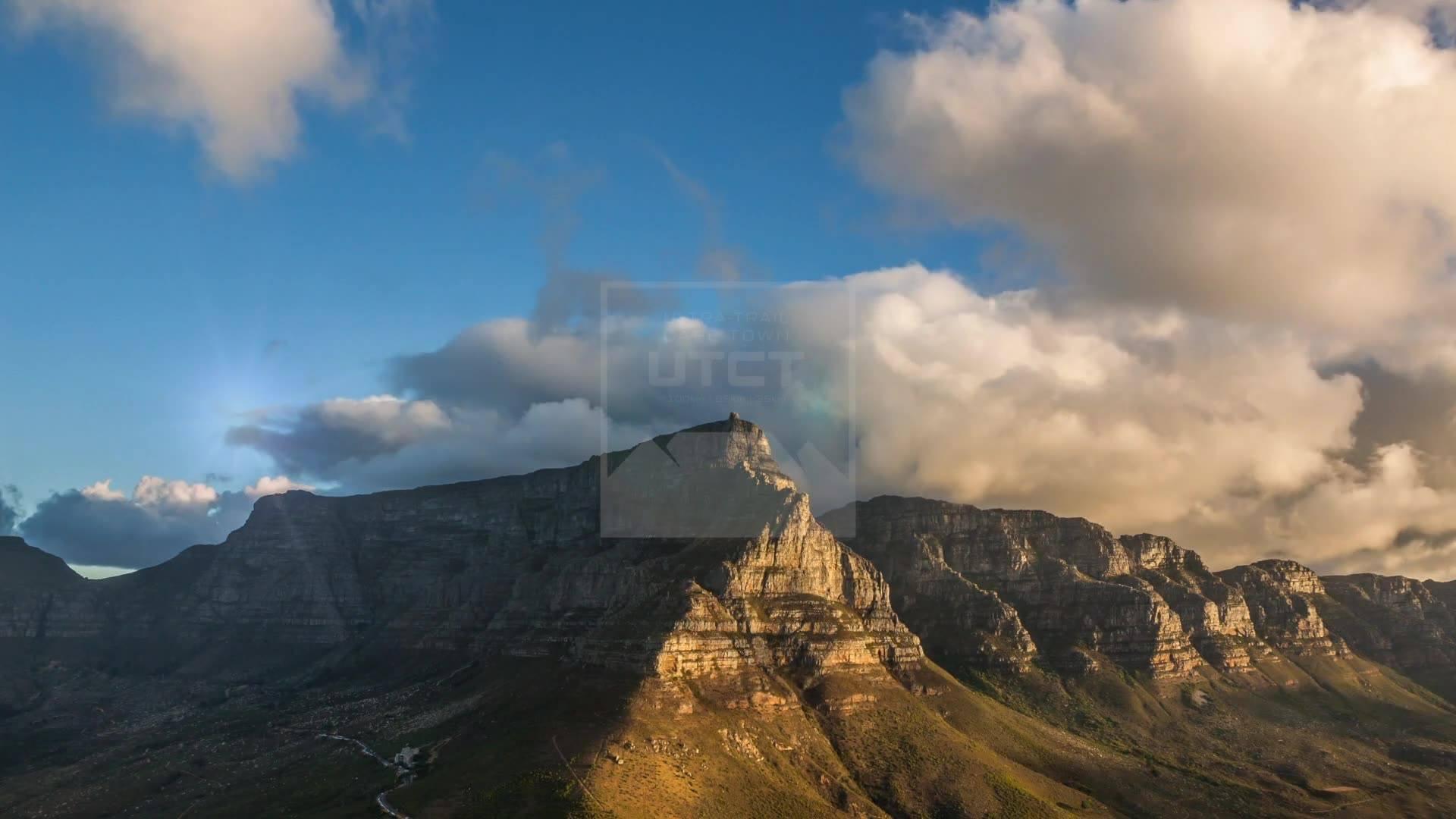 Ultra-trail Cape Town Promo