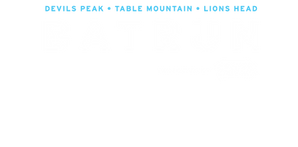 Ultra trail Cape Town UTCT Logo