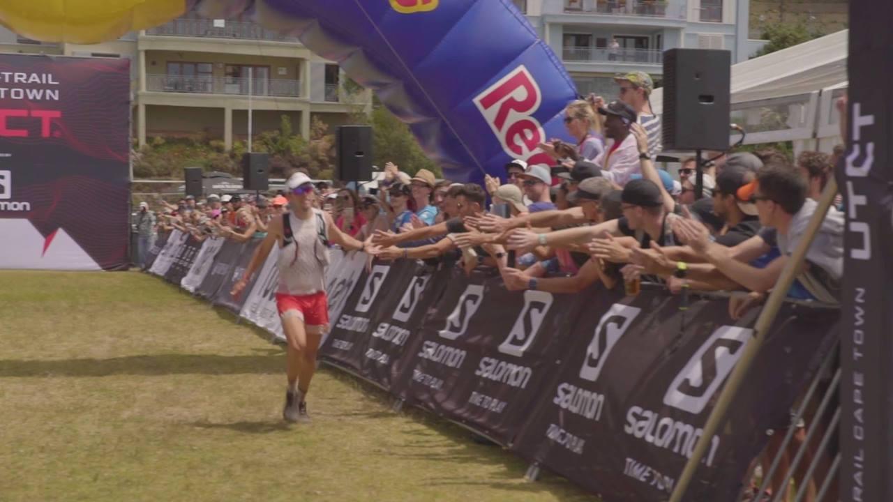 Running Home - The Ryan Sandes UTCT Journey