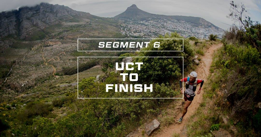 Segment 6 | UCT to the Finish