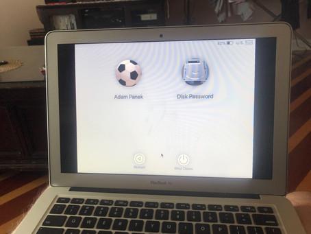 When your mac screen looks wrong.