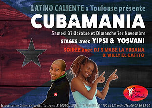 participation stages cubamania yosvani afrocubamania bordeaux