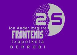 FRONTENIS BERROBI 2016