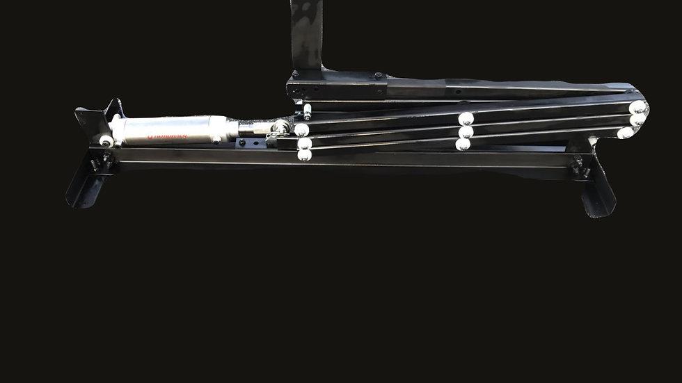 """44-48"""" vertical wall mount scissor mechanism"""