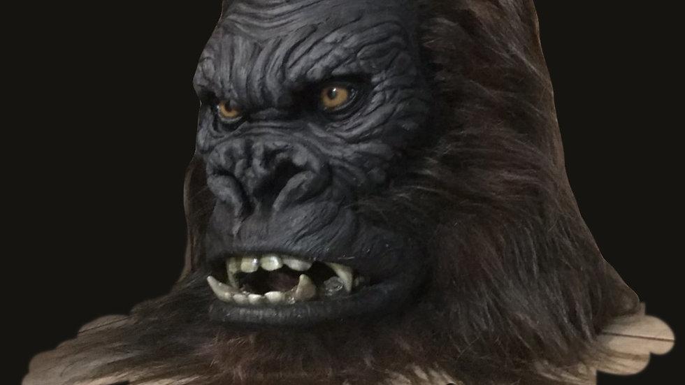 Gorilla Kong head display