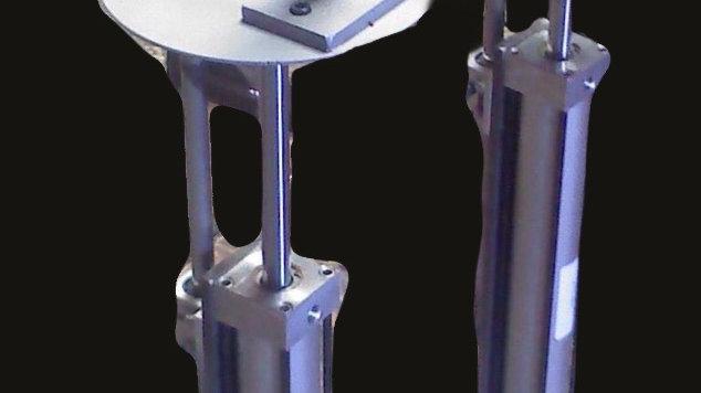 Vertical Riser  mechanism