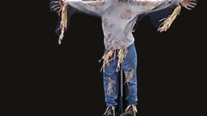 Animated Scarecrow Rotten