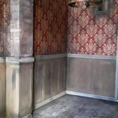 Escape Room interior
