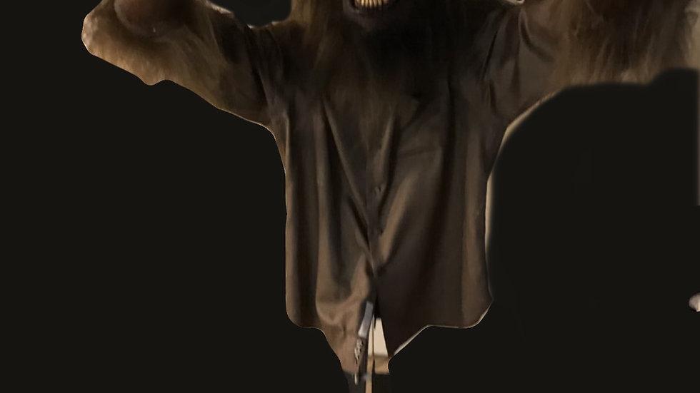 Animatronic deluxe werewolf hopper