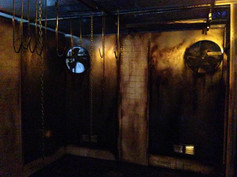 Meat Locker Display (Haunt)
