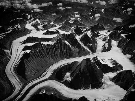 Debarshi Banerjee - Glacier View, India