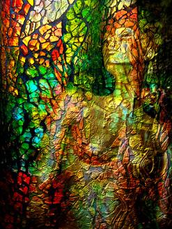 Evelin Juen - glasswoman, Austria