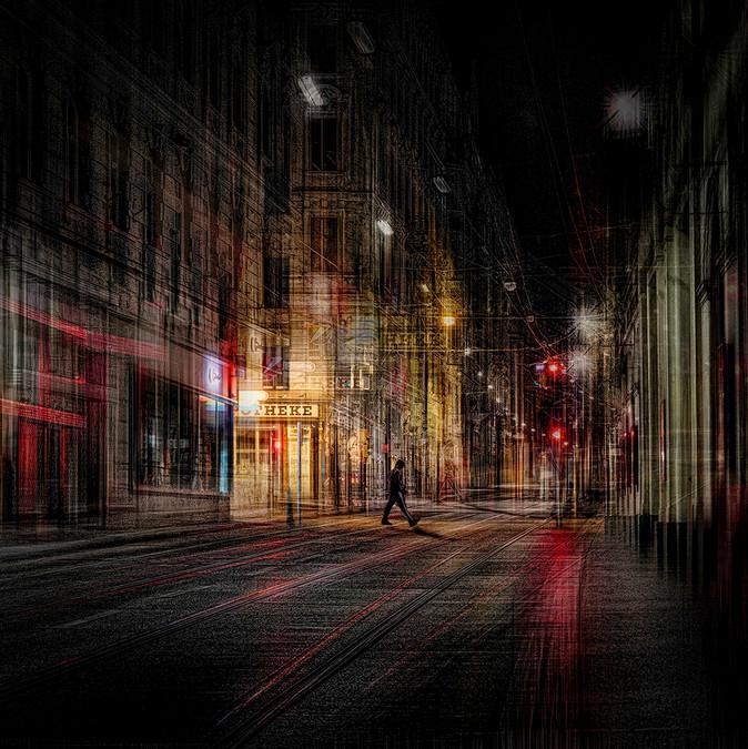 Gustavo Martinez Prieto - Alone in night