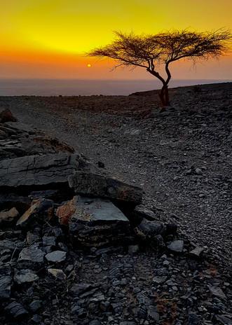 Anjitha Senarath - Khath Hill Sun Set