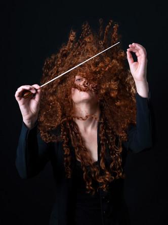 Karin de Jonge - Young female dutch conductor, The Netherlands