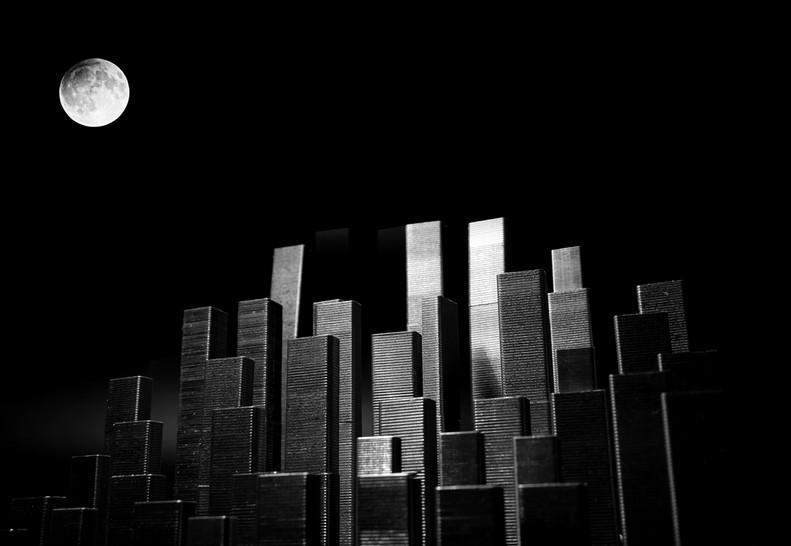 Martin Smith - Night city, Bulgaria.jpg