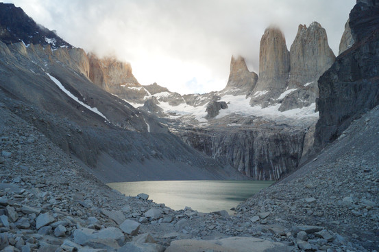 Aymeric Pinel - Torres del Paine, France