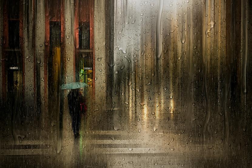 Gustavo Martinez Prieto - Spring rain, S