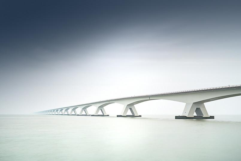 Roland Weber - Zeeland Bridge, Germany