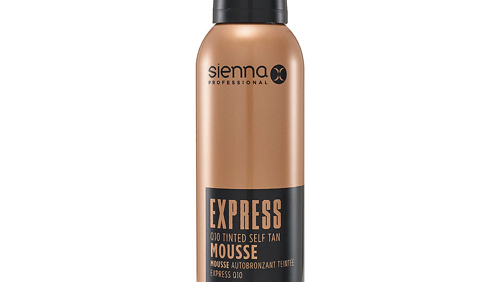 Express Q10 Self Tan Mousse