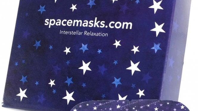 Spacemask Sleep Mask