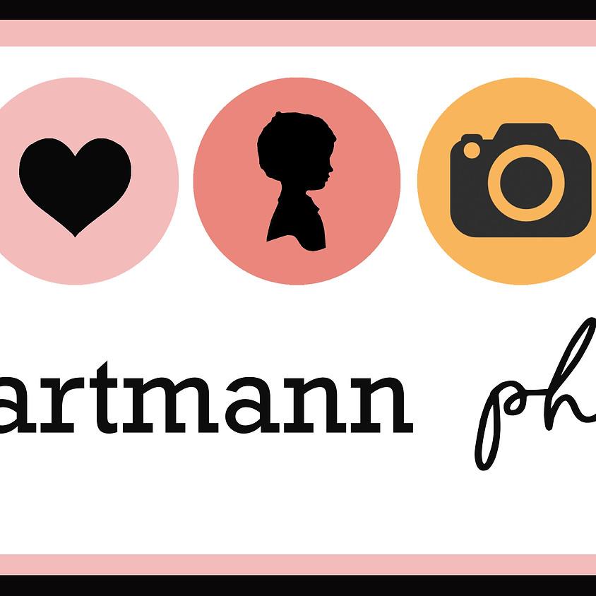 Portraits w/ Whitney Hartmann