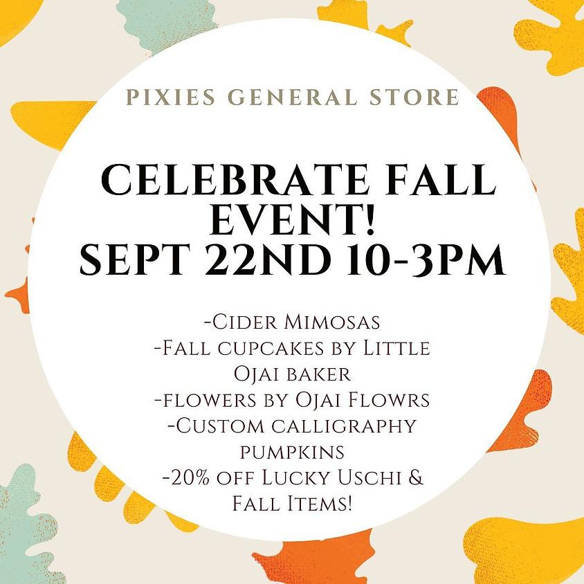 Celebrate Fall - Event