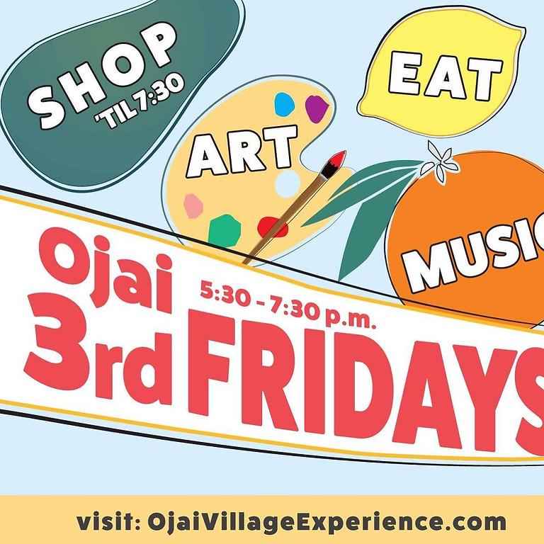 3rd Friday in Ojai