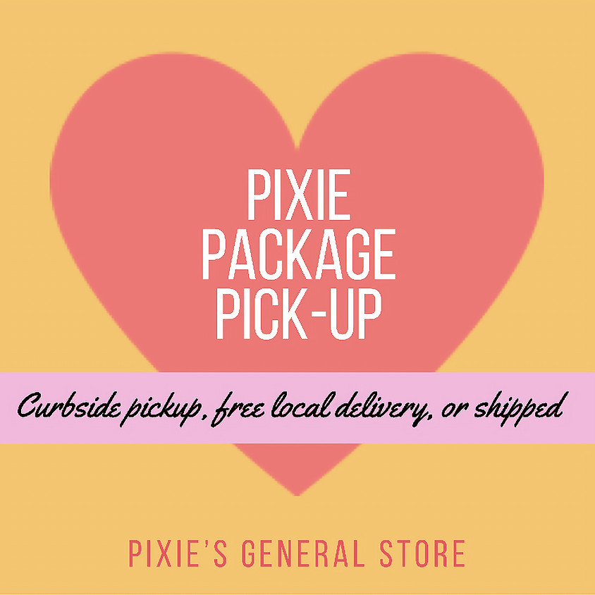 Pixie Packages Available