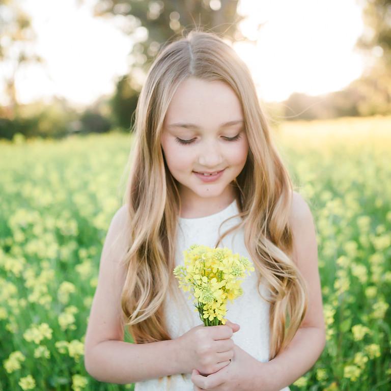 Wildflowers Sessions w/ Whitney Hartmann Photograhy