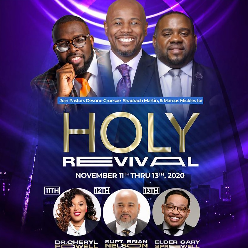 Holy Revival
