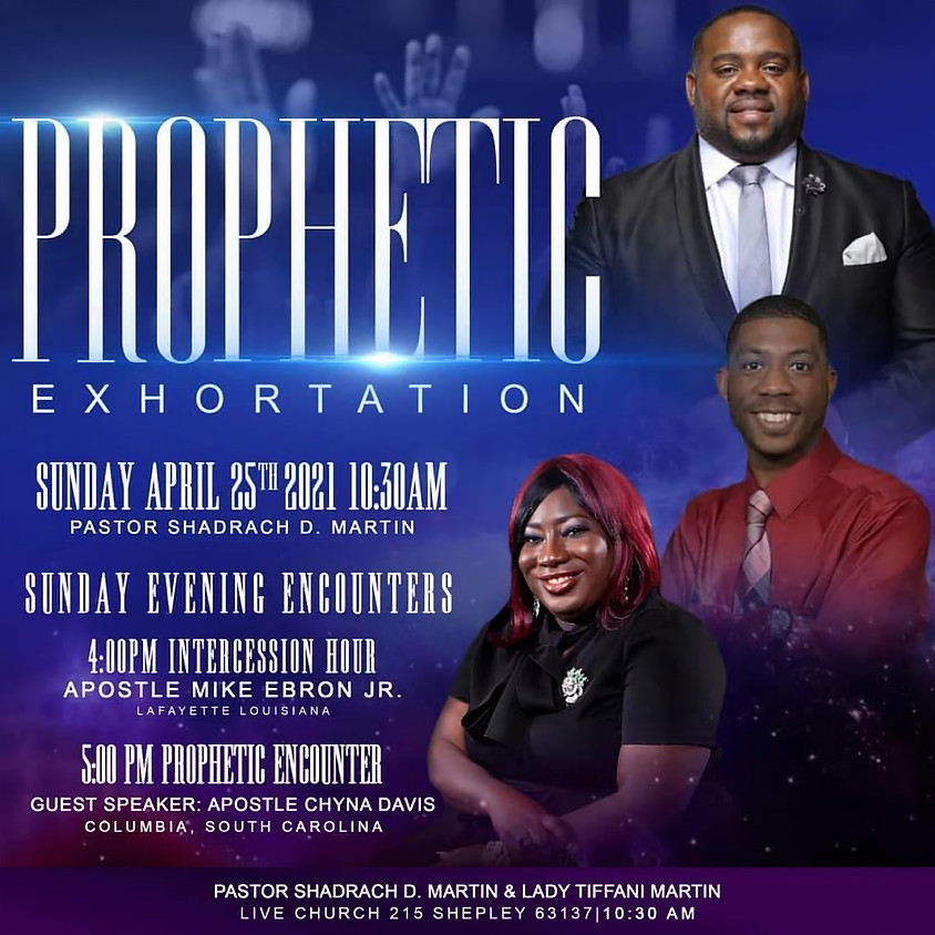 Prophetic Exhortation