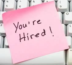 How does a background check play into the hiring process?